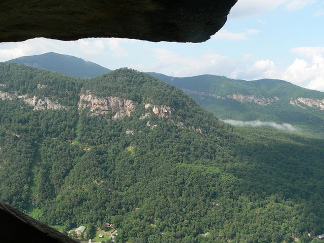 One final view from Chimney Rock