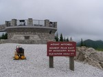 Top of Mt. Mitchell