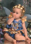 Even baby fairies need a little thumb-sucking now and again.